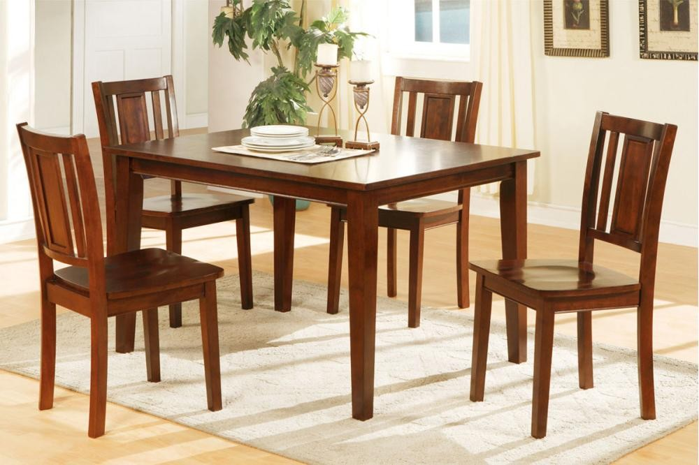 5 Pcs Dining Set Click To Expand