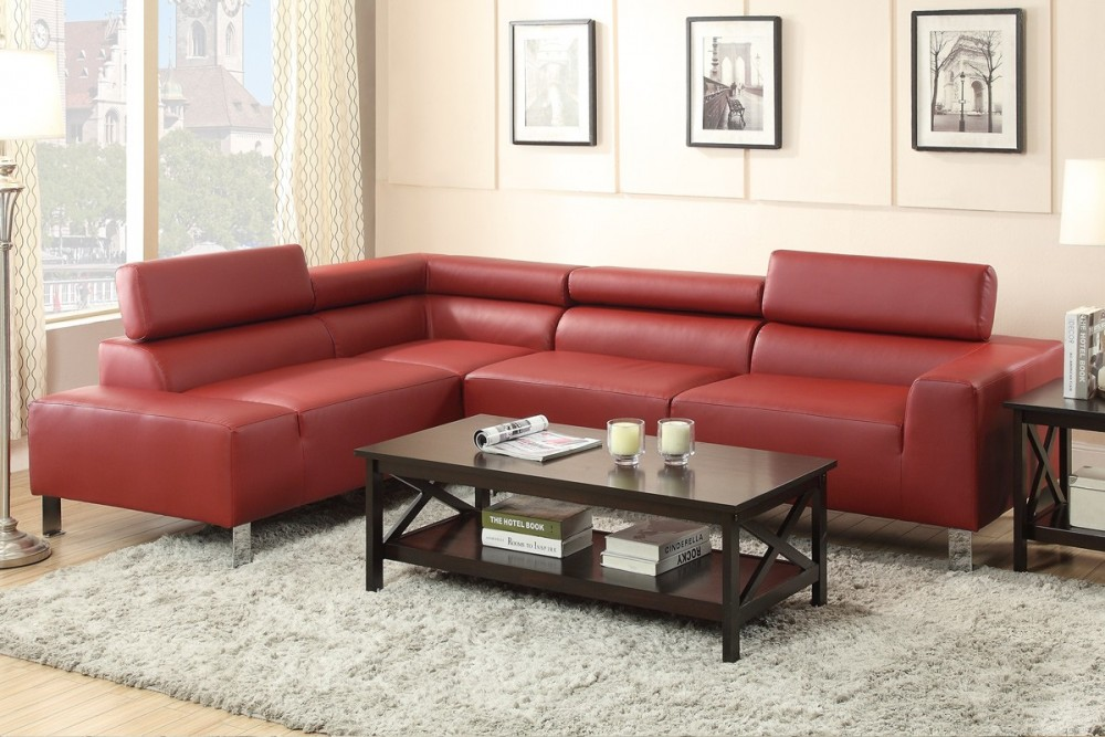 2-pcs Sectional Sofa | F7300 | Sectionals | Furniture World (Las Vegas)
