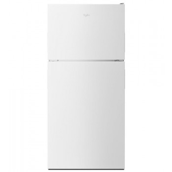 Whirlpool 30 Inch Wide Top Freezer Refrigerator With