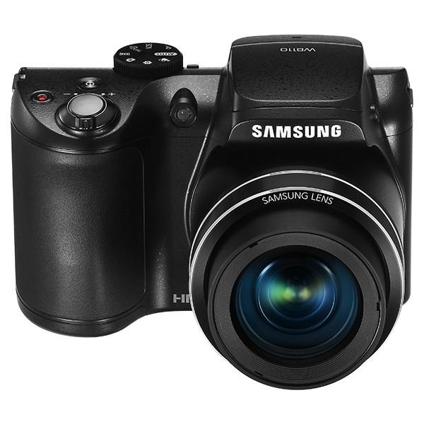 samsung wb110 22 3 long zoom digital camera black ecwb110zbabus rh qfurniture com