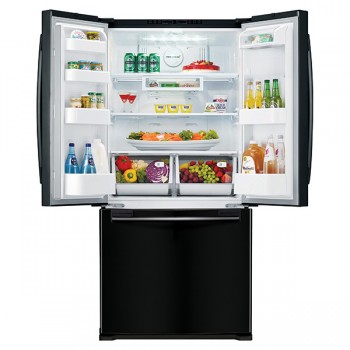 Samsung 33 Wide 20 Cu Ft Capacity French Door Refrigerator