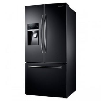 Samsung 33 Quot Wide 26 Cu Ft Capacity 3 Door French Door