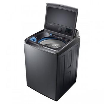 SAMSUNG WA7400 4.8 cu. ft. Top Load Washer with AquaJet (R) (Platinum)