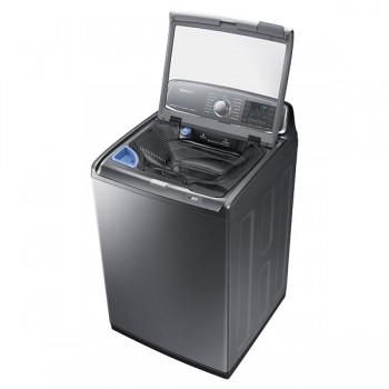 SAMSUNG WA8700 5.2 cu. ft. Top Load Washer with activewash (Platinum)