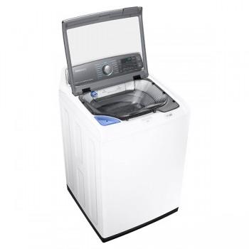 SAMSUNG WA8700 5.2 cu. ft. Top Load Washer with activewash (White)