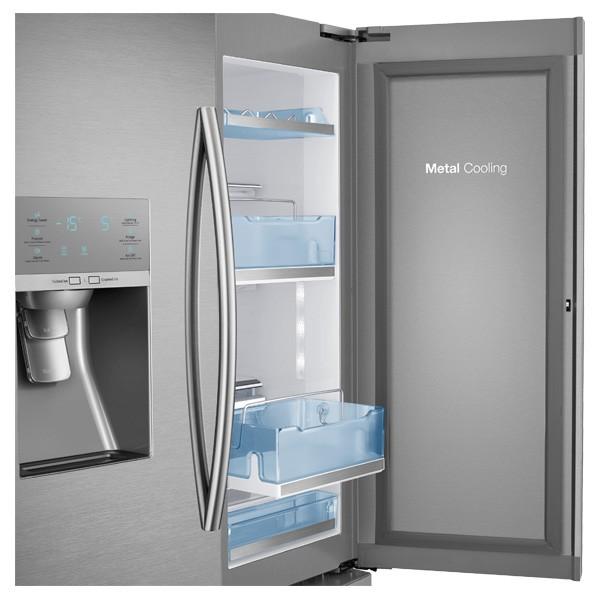 Samsung 30 Cubic Foot French Door Refrigerator Samsung 30 Cubic Foot
