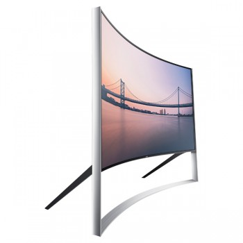 SAMSUNG UHD 105S9 Series Curved Smart TV - 105