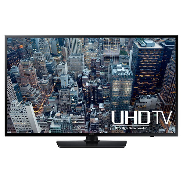 SAMSUNG 4K UHD JU6400 Series Smart TV - 40