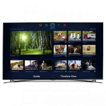 SAMSUNG LED F8000 Series Smart TV - 46