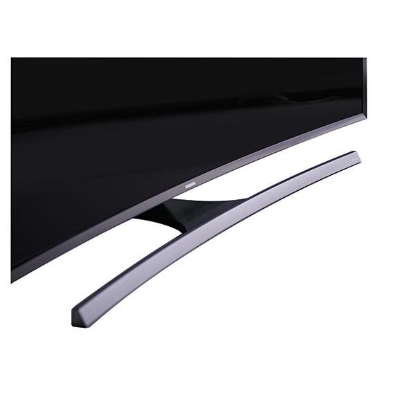 SAMSUNG 4K UHD JU750D Series Curved Smart TV - 78 | UN78JU750DFXZA