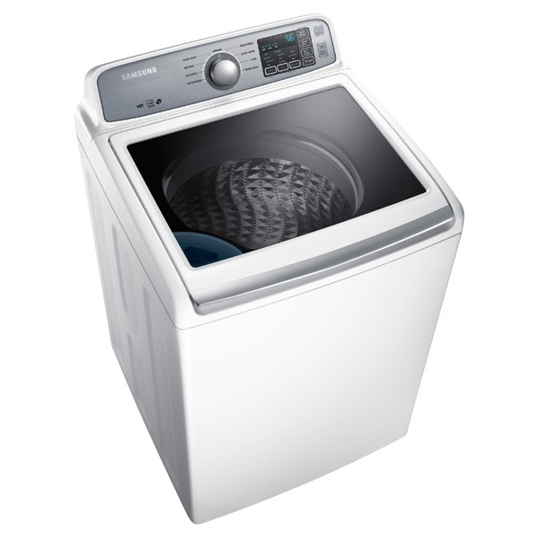 samsung wa7000 4 5 cu ft top load washer with vrt white rh getamericanhome com samsung vrt he washer manual samsung vrt he washer manual