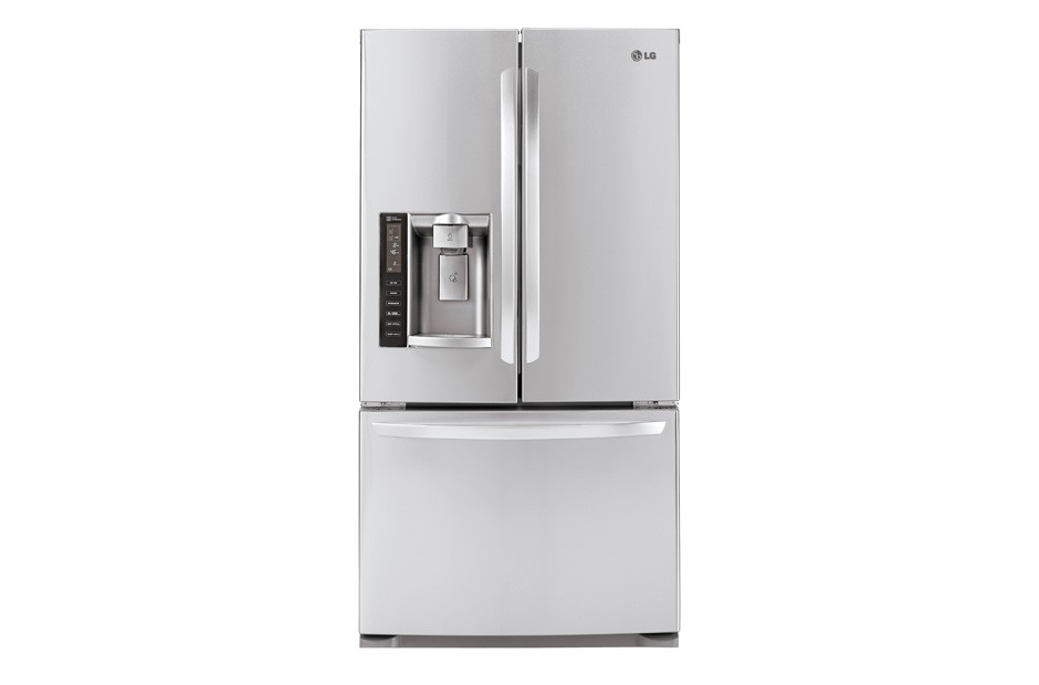Merveilleux LG Large Capacity Counter Depth 3 Door French Door Refrigerator. Click To  Expand. LG · LG · LG · LG