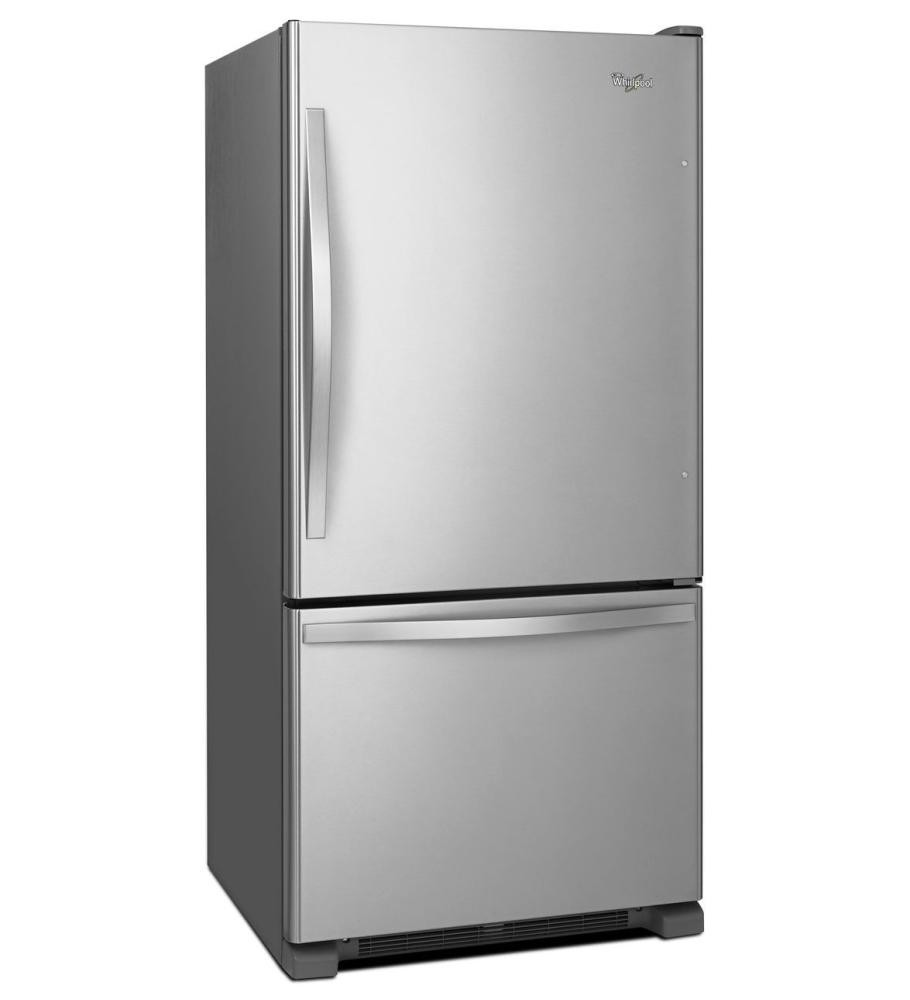 WHIRLPOOL 30-inches Wide Bottom-Freezer Refrigerator With