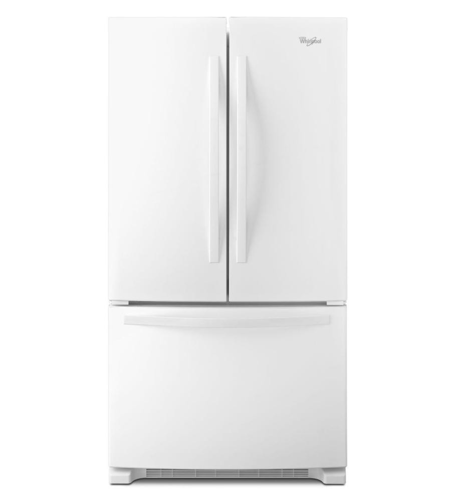 33 inch wide french door refrigerator. WHIRLPOOL 33-inch Wide French Door Refrigerator With Accu-Chill System - 22 Cu 33 Inch I