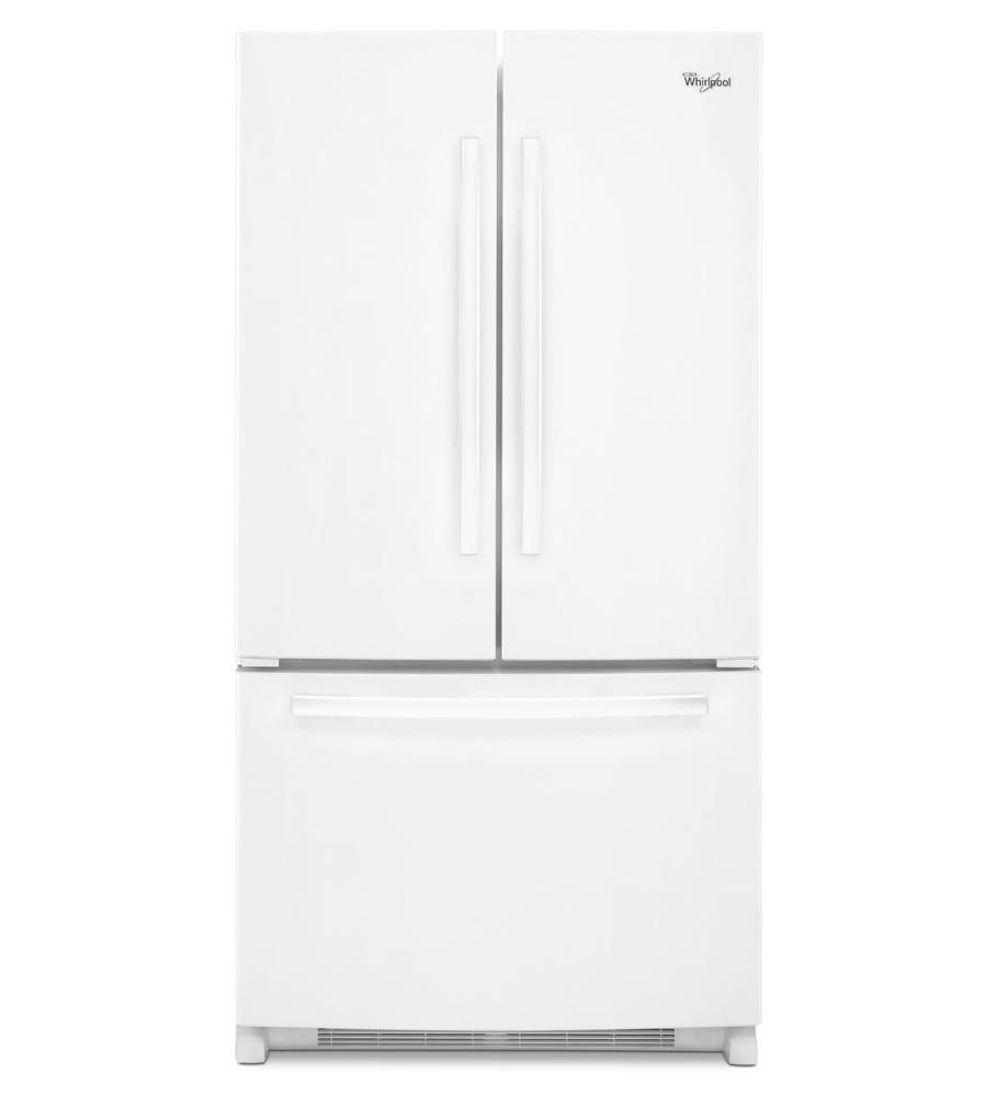 Whirlpool 36 Inch Wide Counter Depth French Door Refrigerator With