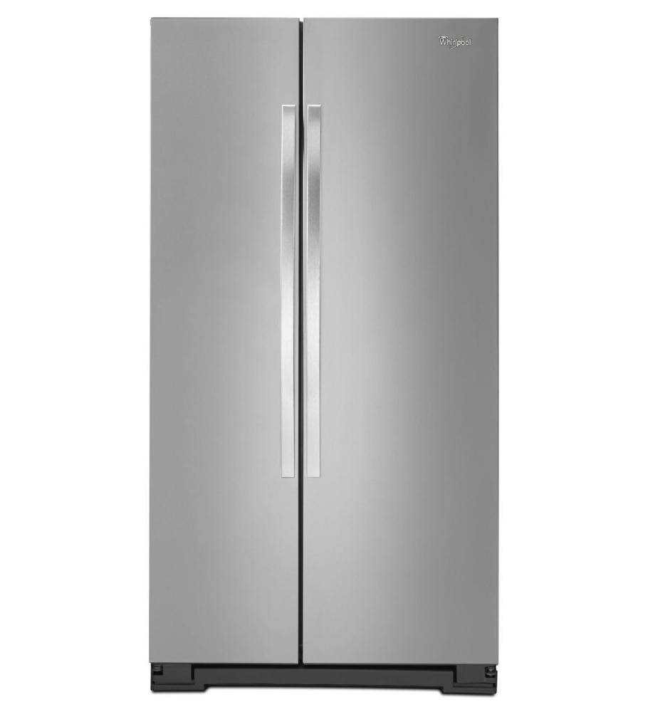WHIRLPOOL 33-inch Wide Large Side-by-Side Refrigerator with Greater ...