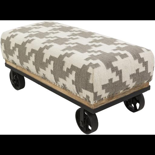 Surya Furniture FL-1176 16.8 x 36.8 x 14.8