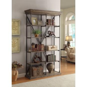 Riverstone Open Bookshelf