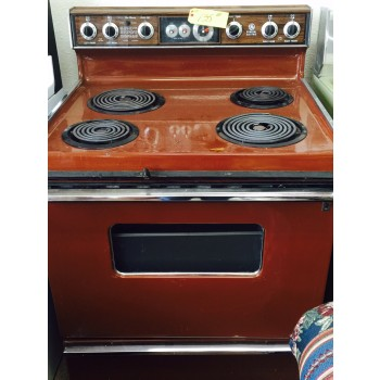 Electric Coppertone Range