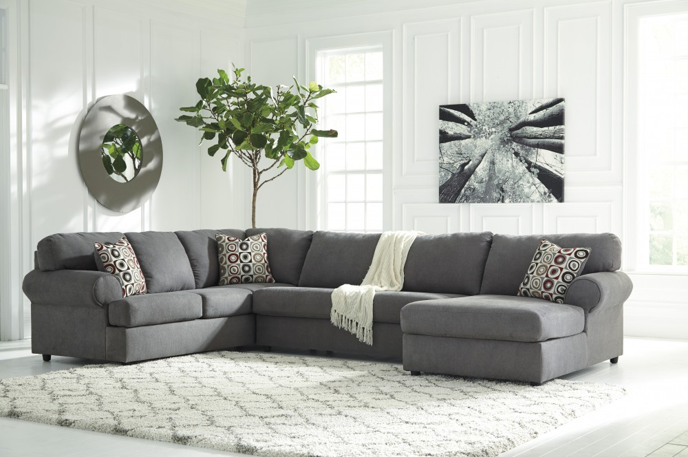Jayceon   Steel   Armless Loveseat