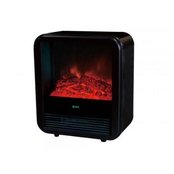 ELEMENTS Maya Black Fireplace MY100FPBK