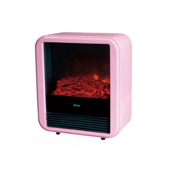 ELEMENTS Maya Pink Fireplace MY100FPPK
