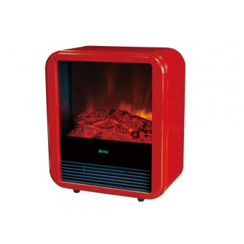 ELEMENTS Maya Red Fireplace MY100FPRD