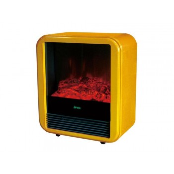 ELEMENTS Maya Yellow Fireplace MY100FPYL