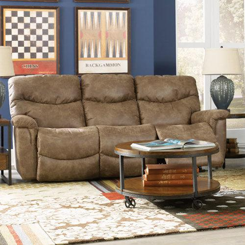 James La-Z-Time(R) Full Reclining Sofa