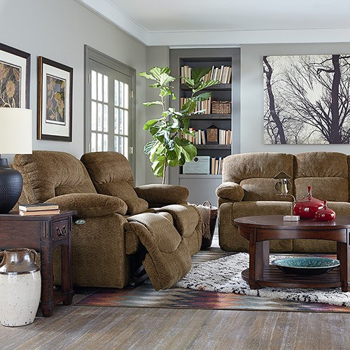 Asher Powerrecline La Z Time R Full Reclining Sofa