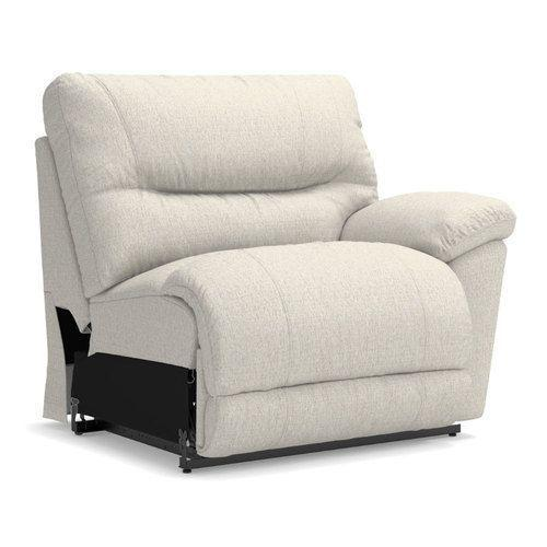 Remarkable Dawson Power La Z Time R Left Arm Sitting Recliner 4Ap720 Bralicious Painted Fabric Chair Ideas Braliciousco