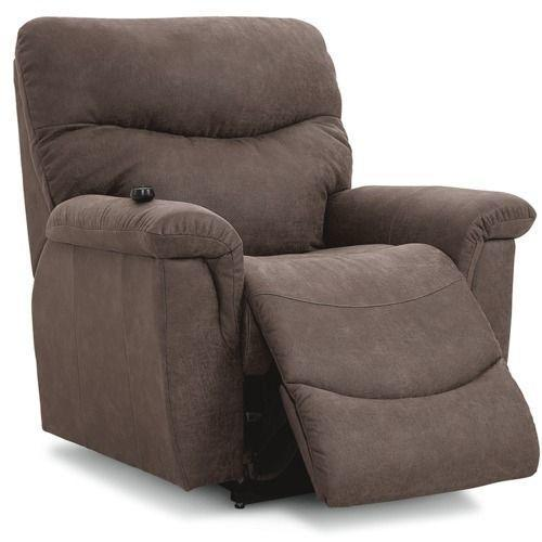 James Silver Luxury Lift(R) Power Recliner