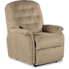 Ally Silver Luxury Lift(R) Power Recliner