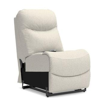 James Power La-Z-Time(R) Armless Recliner