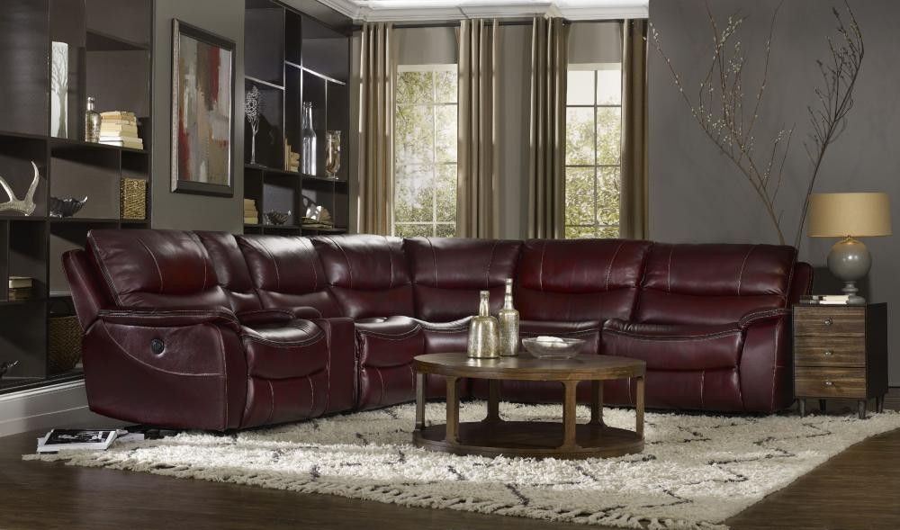 Gregory 6 Piece Power Sectional