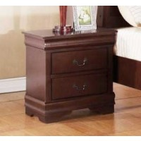 Louis Cherry Night Stand