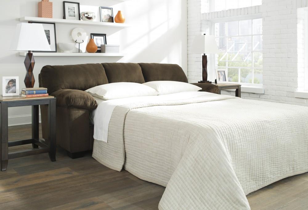 Dailey - Chocolate - Full Sofa Sleeper