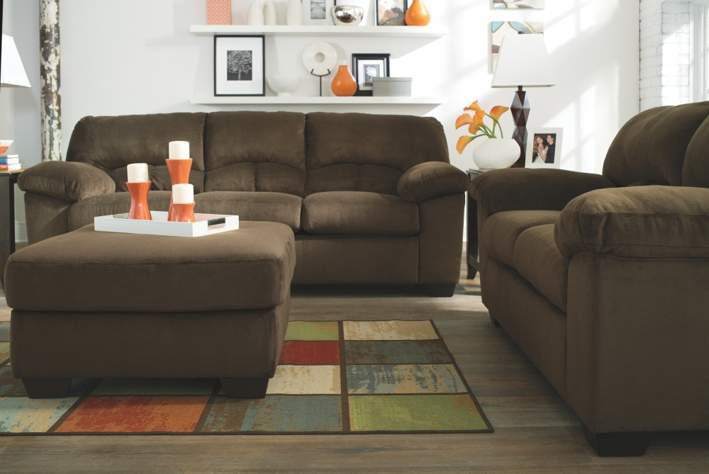 Dailey Chocolate Sofa 9540338 Sofas Price