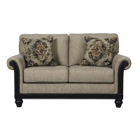 Blackwood - Taupe - Loveseat