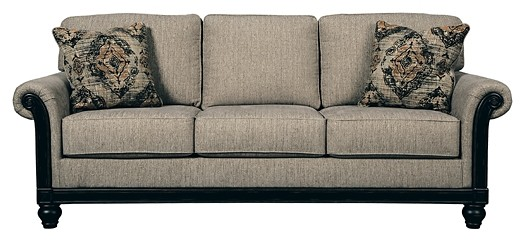 Blackwood Taupe Queen Sofa Sleeper Sleeper Sofa
