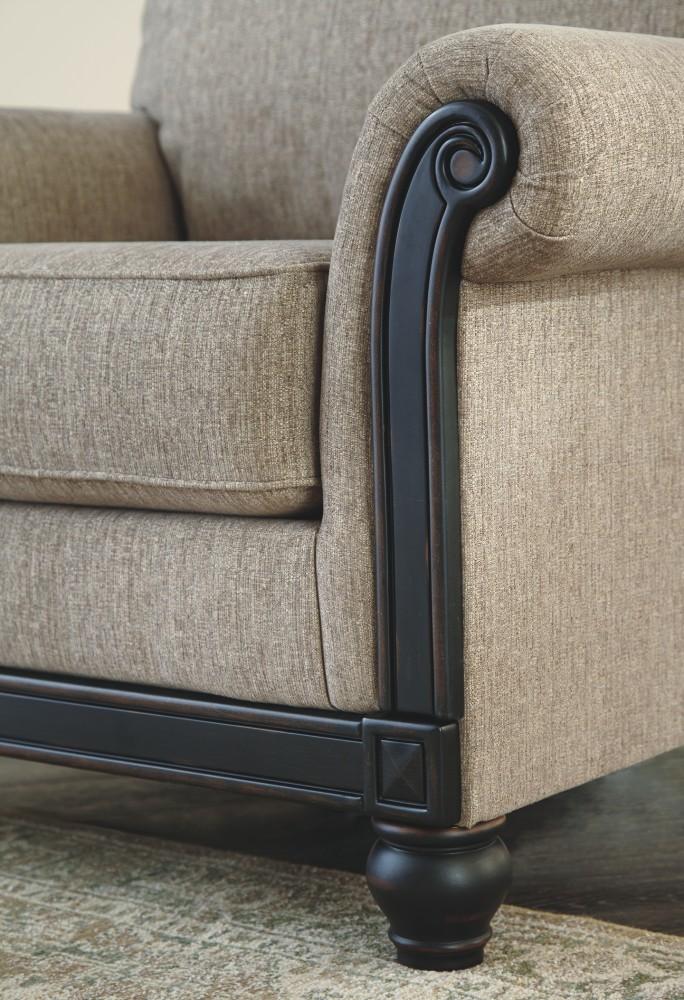 Blackwood Taupe Queen Sofa Sleeper 3350339 Sleeper Sofa