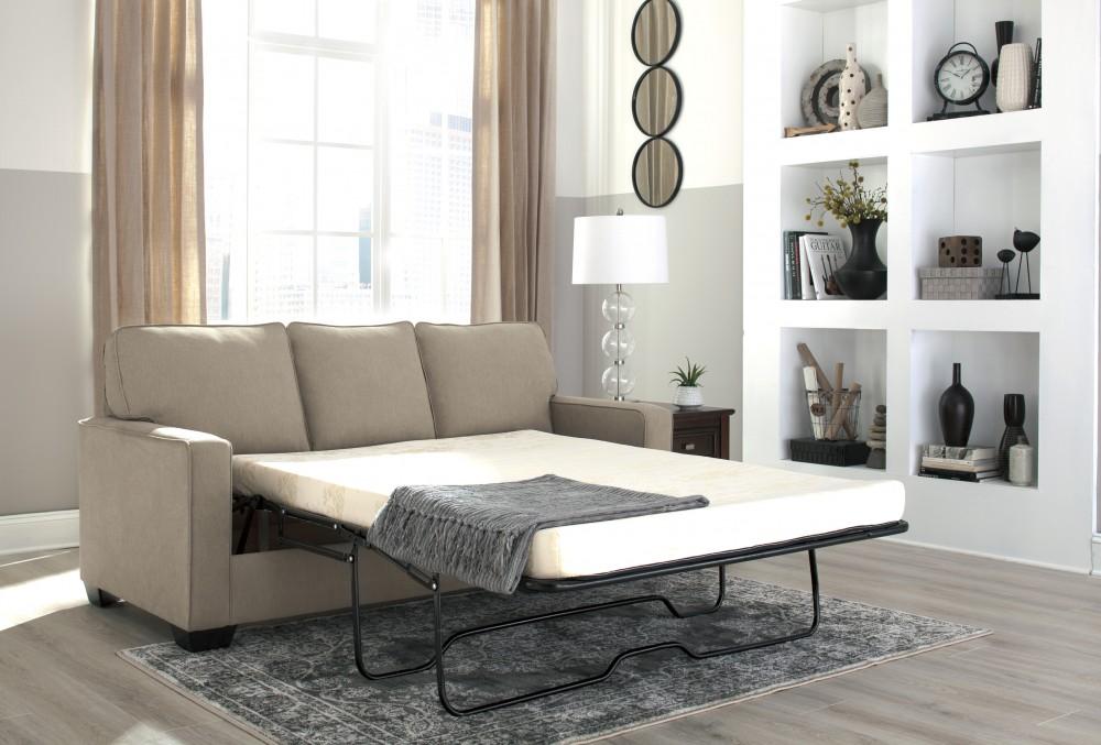 Charmant Zeb   Quartz   Full Sofa Sleeper