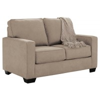 Zeb - Quartz - Twin Sofa Sleeper