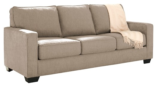 Zeb - Quartz - Queen Sofa Sleeper