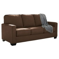 Zeb - Espresso - Full Sofa Sleeper