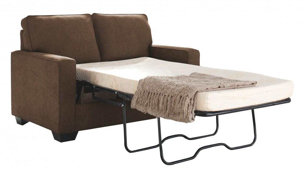 Brilliant Zeb Espresso Twin Sofa Sleeper Cjindustries Chair Design For Home Cjindustriesco