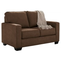 Zeb - Espresso - Twin Sofa Sleeper