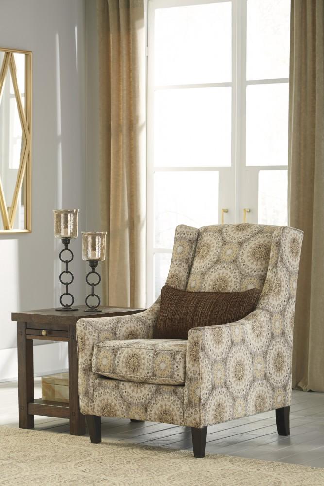 Quarry Hill - Quartz - Accent Chair