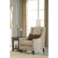 Quarry Hill - Quartz - Accent Chair