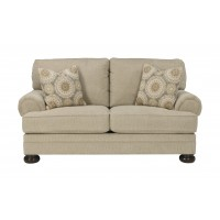 Quarry Hill - Quartz - Loveseat
